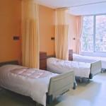 病室(観察室)