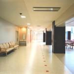 病院廊下(2)